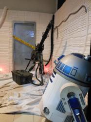 R2D2 sur Hoth